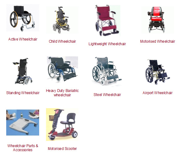 Wheel Chair Repair
