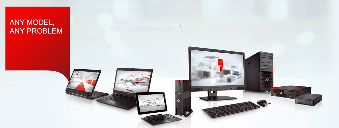 Fujitsu Repair | Service Center | Authorised | Laptop | Notebook | Tablet | Desktop PC