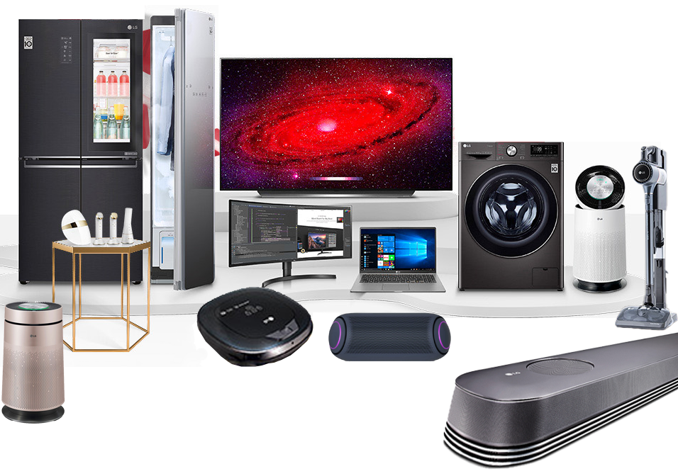 LG Repair Service - LG TV/Audio/Video. LG Ultra Large TVs. Blu-ray Players. LG Consumer Monitors. UltraWide Monitors. UltraFine™ Monitors. LG Mobiles. LG Watch. LG Appliances LG Air Solutions. LG Beauty Product. LG Support.
